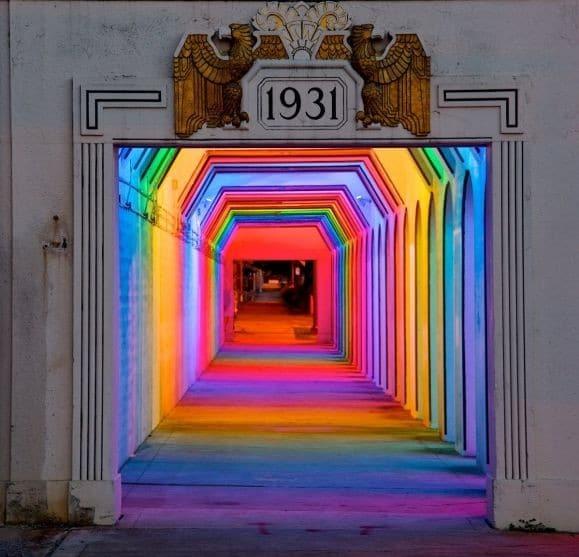8 mooie entrees voor een goede eerste indruk eventgoodies - Kleur schilderij entree corridor ...