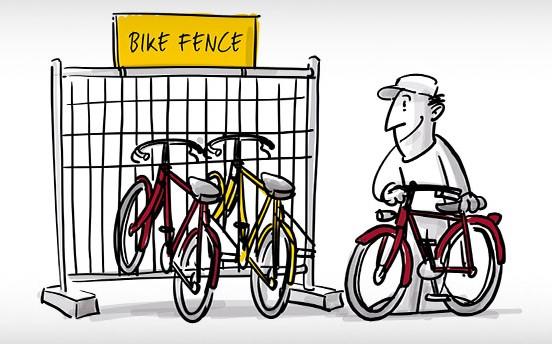 fietsenhek