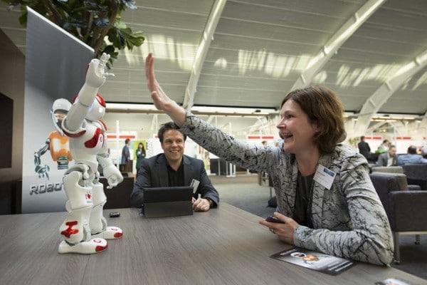 robot-interactie