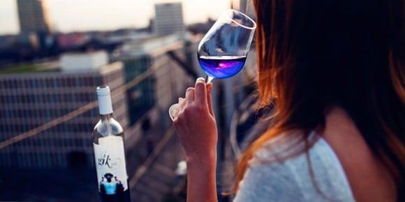 Blauwe wijn een nieuwe trend eventgoodies - Blauwe agency ...