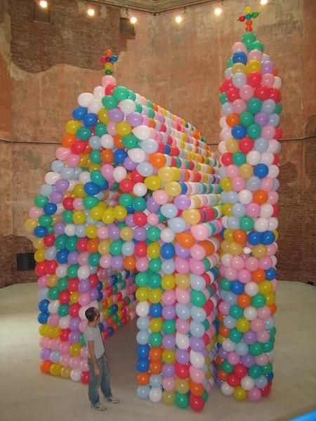ballon-kerk