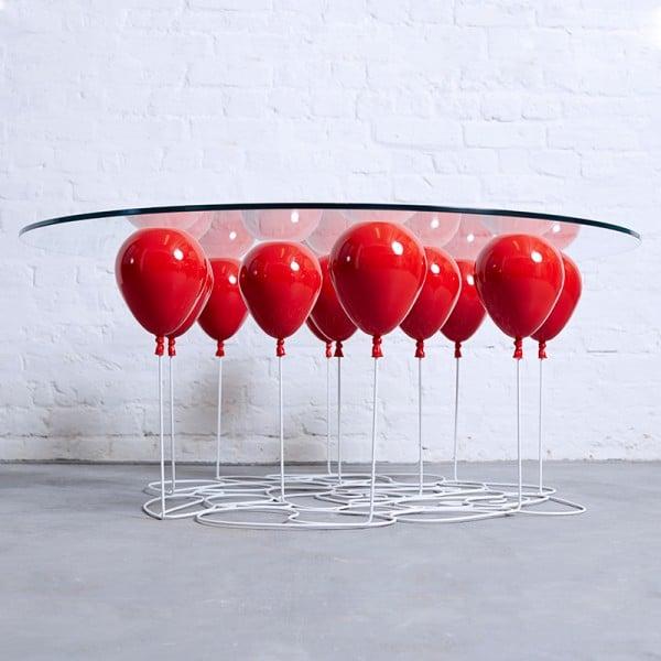 Een feestelijk evenement 8x inspiratie met ballonnen for Ballonnen tafels