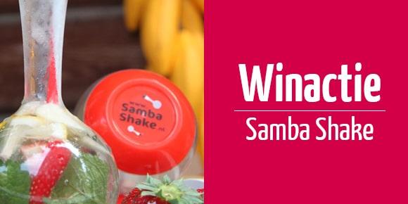 Samba Shake winactie
