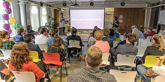 Eventlocatie Impact Hub Amsterdam