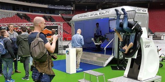 VR stoel
