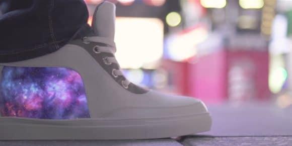 Animatie schoenen