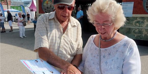 Festival voor ouderen