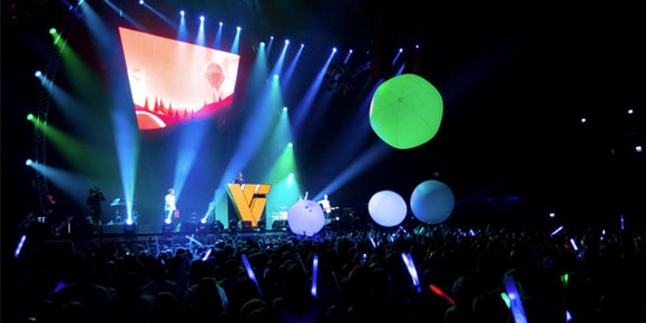 LED-ballen