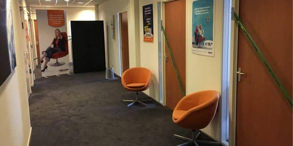 escape room op kantoor