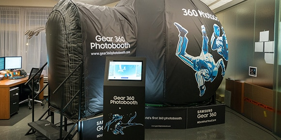 360 graden photobooth