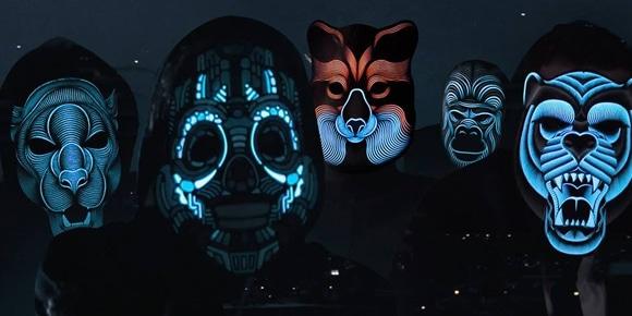 LED-maskers