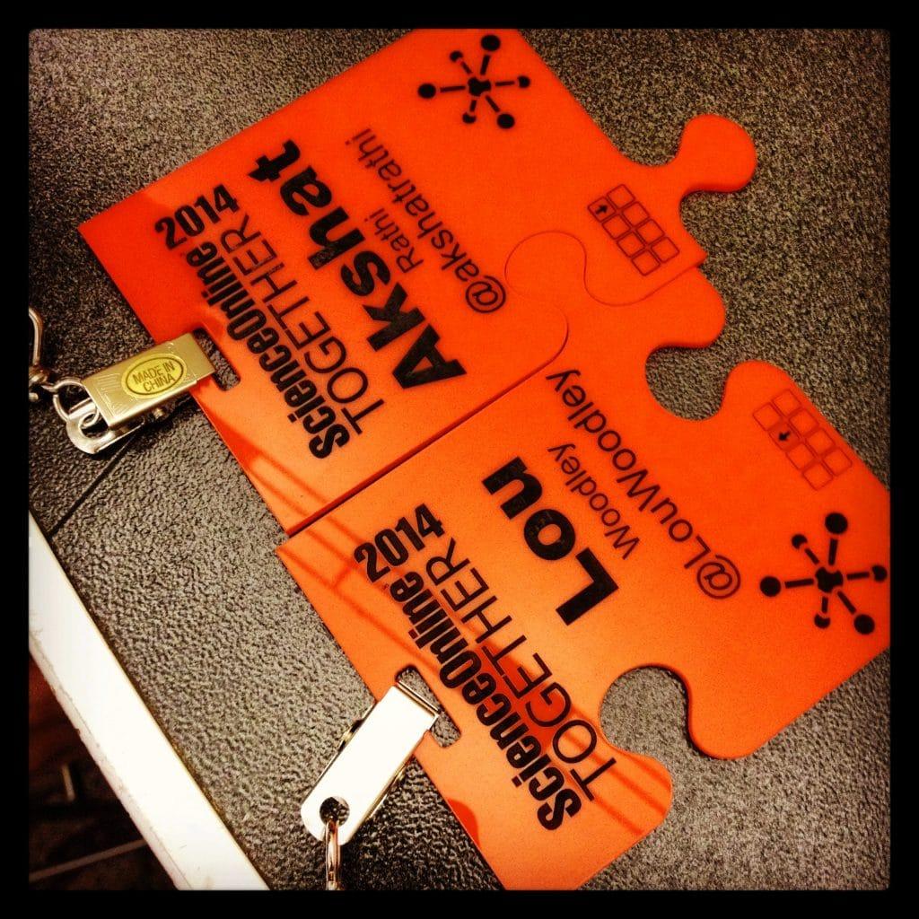Puzzel badge