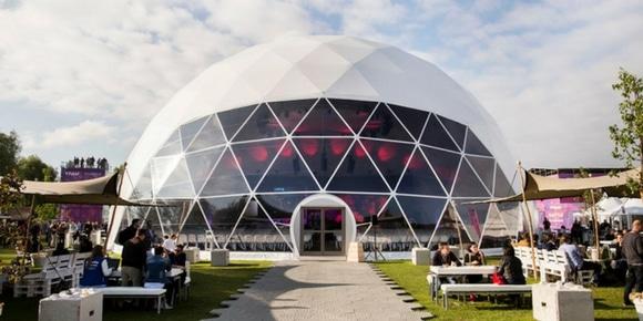 Domes huren voor evenement