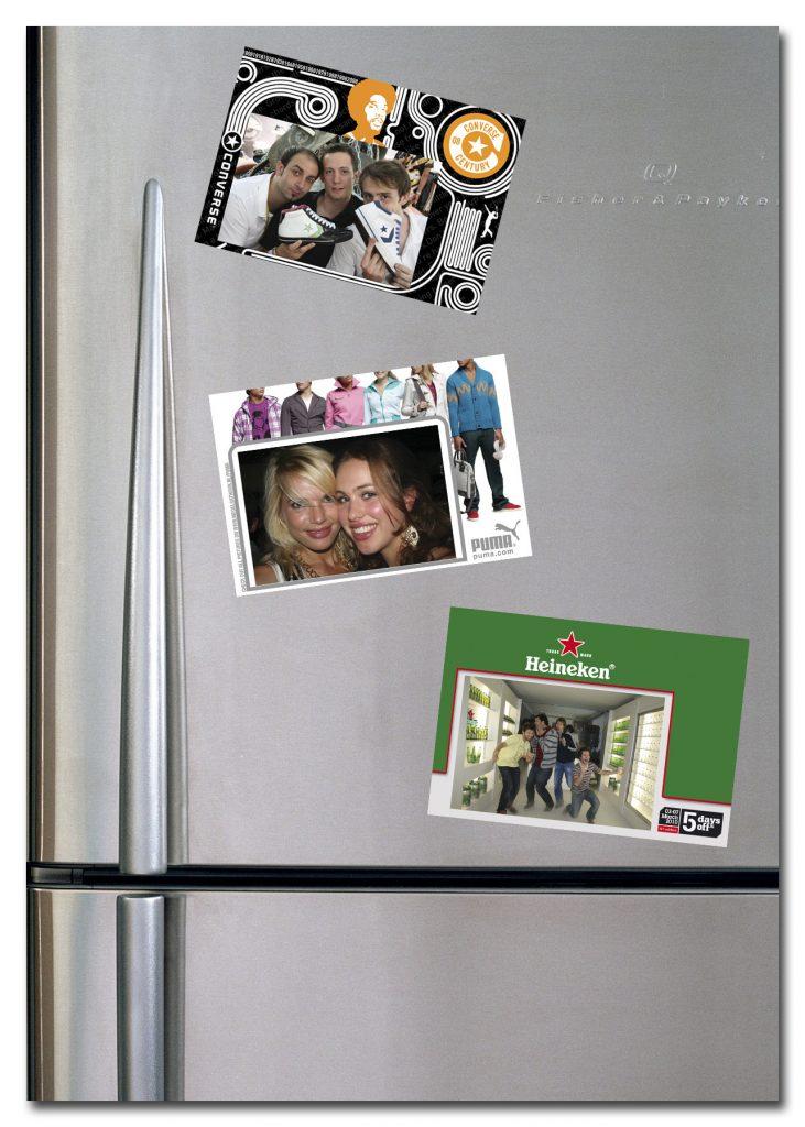 magneetfoto koelkast