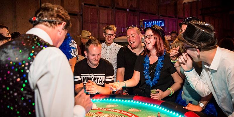 casino goochelaar