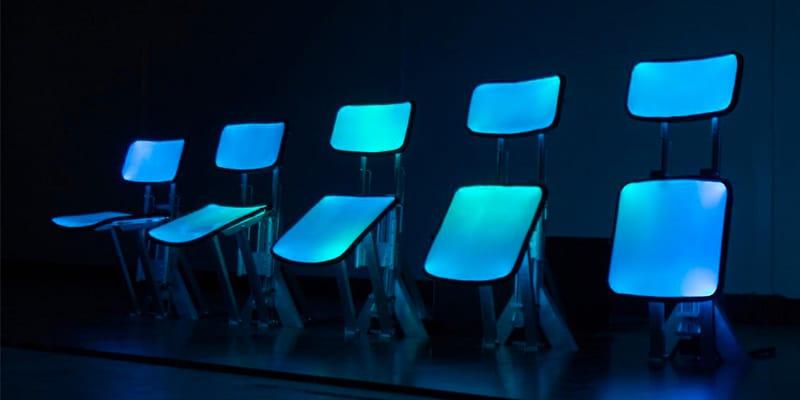 Chairwave stoelen