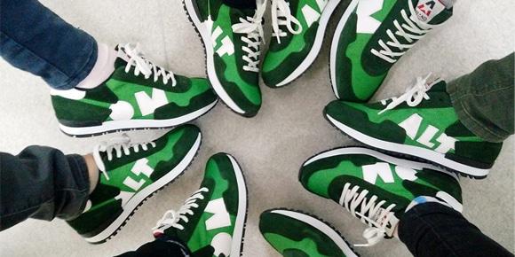 Customize schoenen