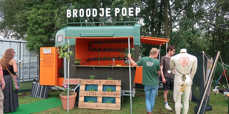Duurzame innovaties in Dorp op Welcome to the Village