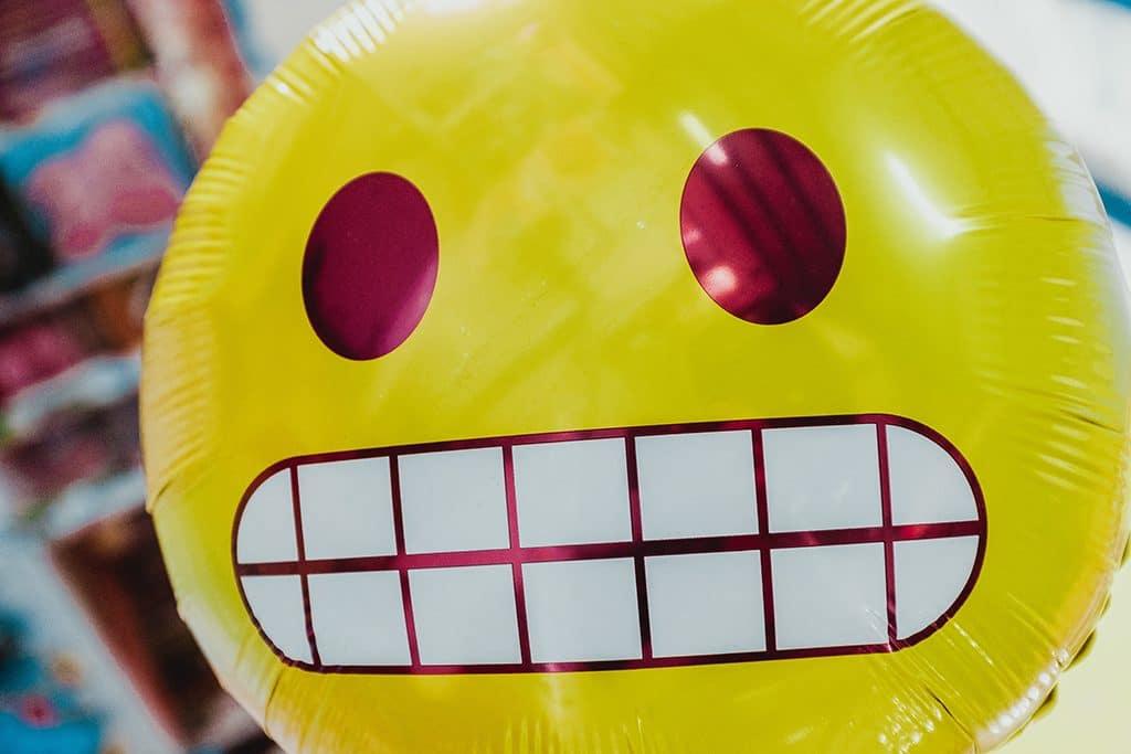 Emoji angst