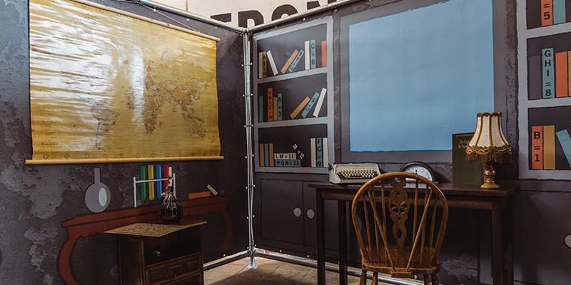 Escape room op locatie