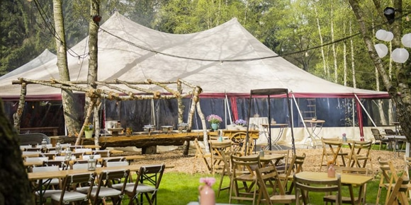 Eventlocatie tenten