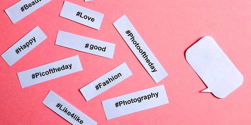 Instagram hashtags gebruiken