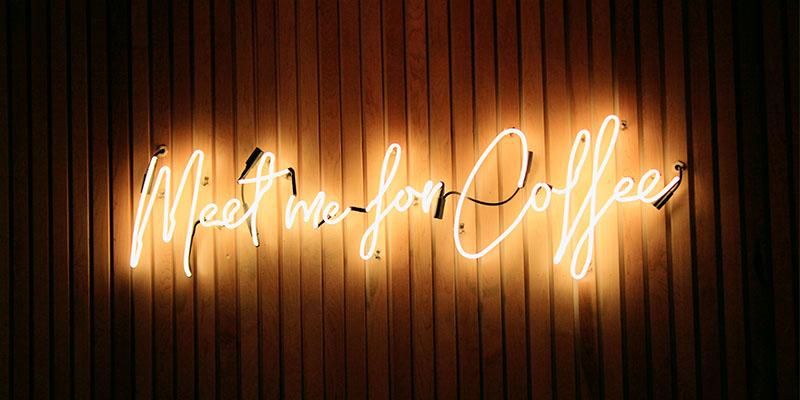 koffie afspraakjes