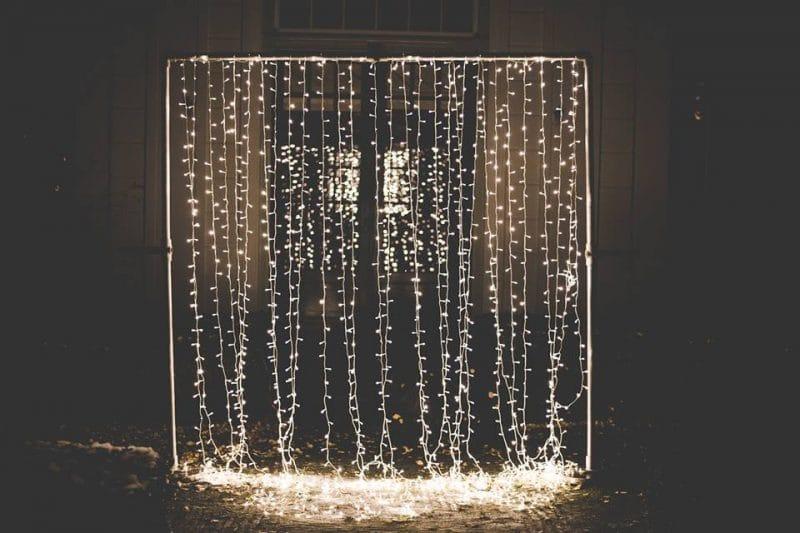 lichtjeswand