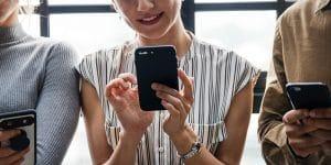Online survey mobiel