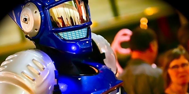 Robot act huren