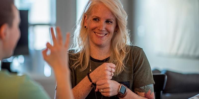 Sign Language Coffeebar