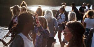 strandfeest organiseren