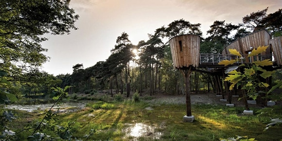 vergaderlocaties met uitzicht op de natuur