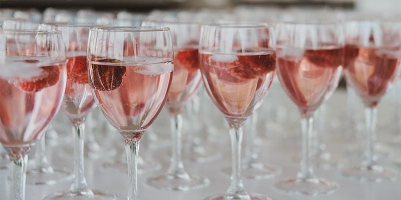 water met wijnsmaak