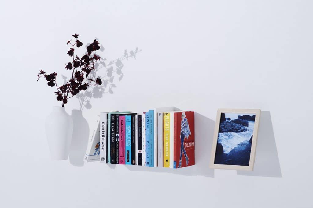 Shelf: zwevende producten